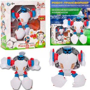 Куурчак робот-трансформер 2018